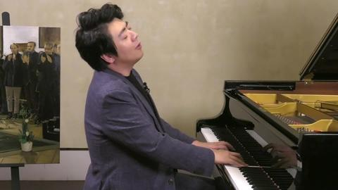 Amanpour and Company -- Lang Lang Plays From Bach's Goldberg Variations