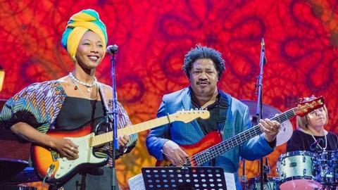 International Jazz Day -- International Jazz Day from St. Petersburg