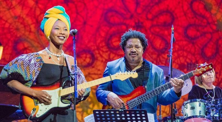 International Jazz Day: International Jazz Day from St. Petersburg
