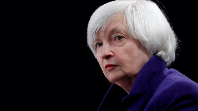 Janet Yellen on the need to go big on COVID relief