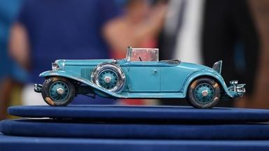 Appraisal: 1932 Auburn Automobile Model