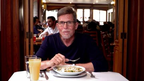 Mexico: One Plate at a Time with Rick Bayless -- Chilaquiles, Classic & Comforting