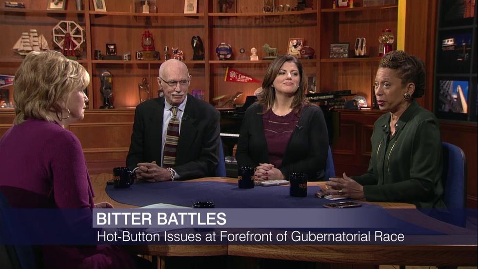 2018 Governor's Race: Political Battles Turn Bitter image