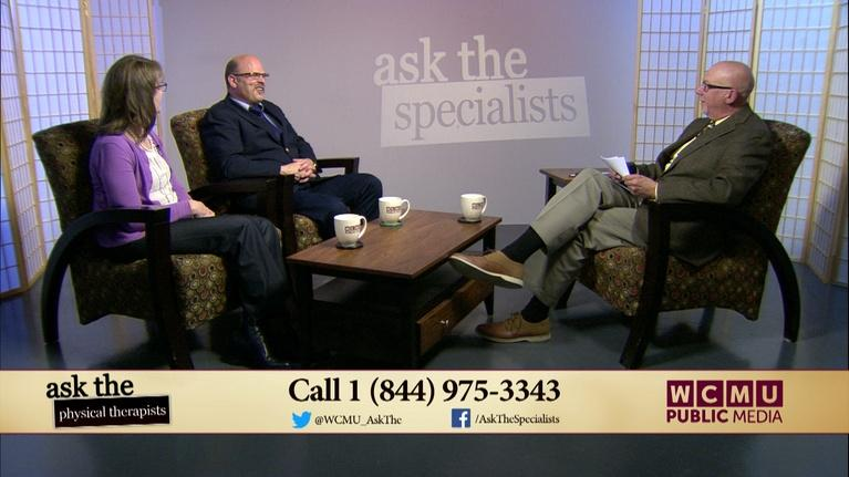 Ask The Specialists: Ask the Physical Therapists