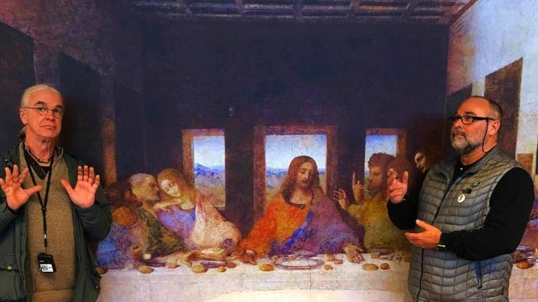 Palate to Palette: Literally the Last Supper