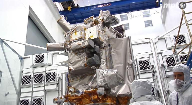 MPT Digital Studios: The Dig: NASA Lunar Orbiter