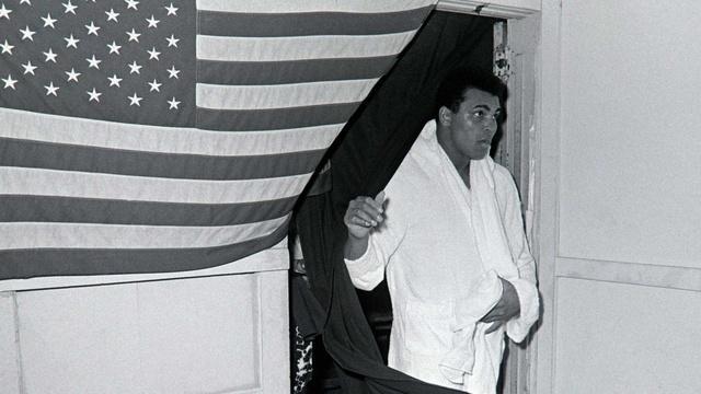 Outlash Follows Muhammad Ali's Criticism of the Vietnam War
