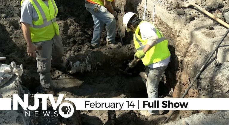 NJTV News: February 14, 2020: NJTV News with Mary Alice Williams
