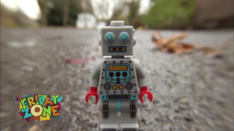 The Friday Zone: Technologic