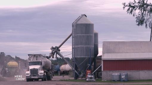 Here and Now : Farmers Union President on State Agriculture Policies