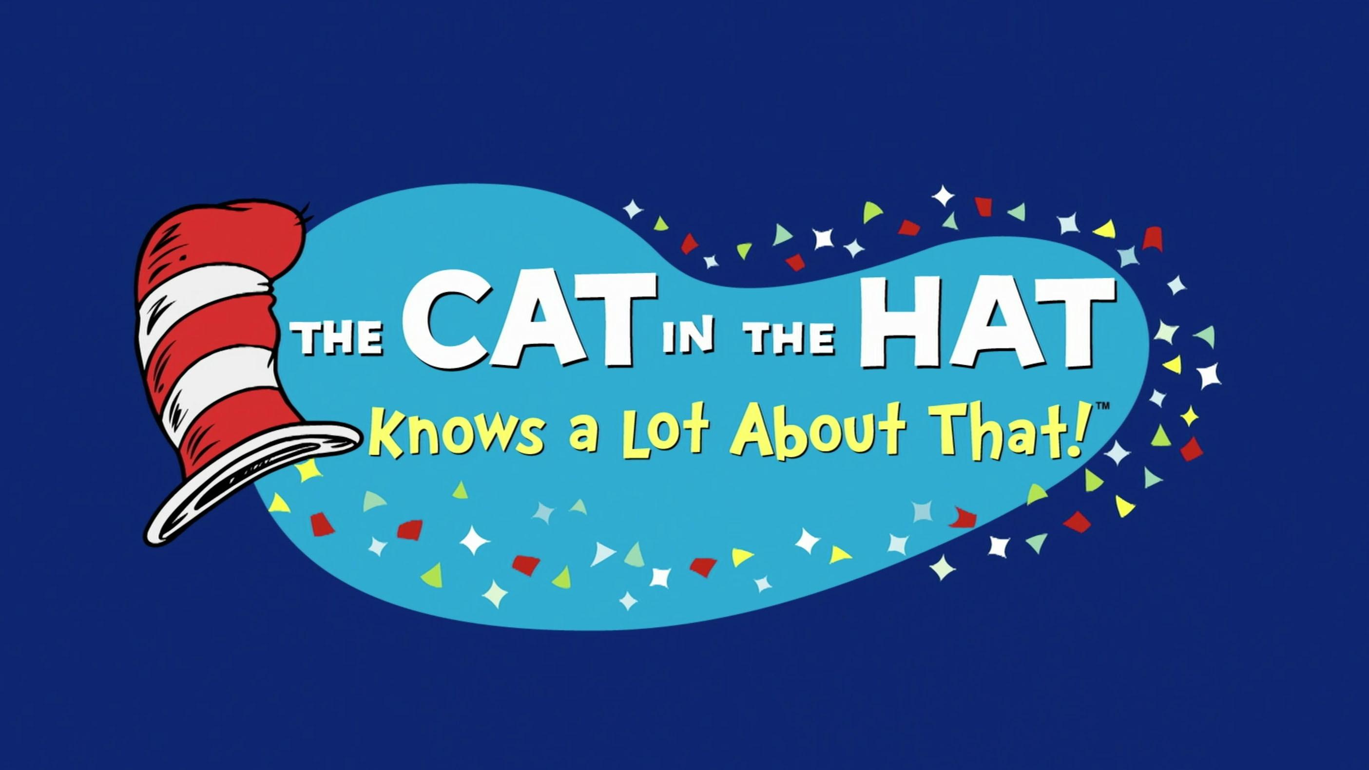 The Cat in the Hat Knows A Lot About That | PBS | PBS KIDS for Parents
