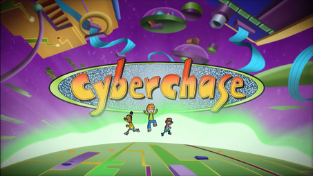 cyberchase theme song - Cyberchase Halloween
