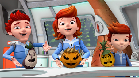 carving produce - Cartoons For Toddlers Free Online
