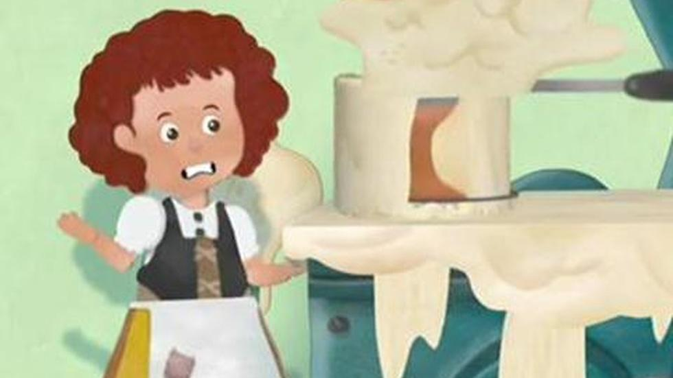 The Magic Porridge Pot image