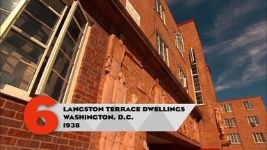 Homes | Langston Terrace Dwellings, Washington, D.C.
