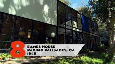 Homes | The Eames House, Pacific Palisades, CA