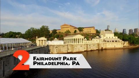 10 That Changed America -- Parks | Fairmount Park, Philadelphia, PA