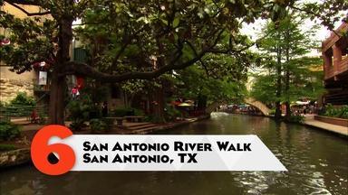 Parks | San Antonio River Walk, San Antonio, TX