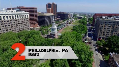 10 That Changed America -- Towns | Philadelphia, PA