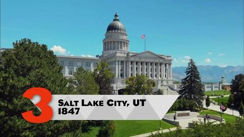 10 That Changed America -- Towns | Salt Lake City, UT