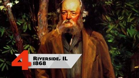 10 That Changed America -- Towns | Riverside, IL