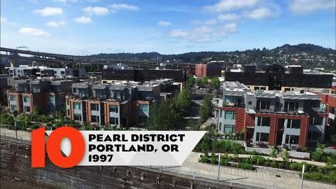 Towns | Pearl District, Portland, OR