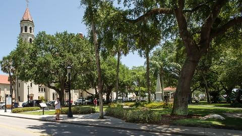 10 That Changed America -- Towns | Web Exclusive: St. Augustine, FL