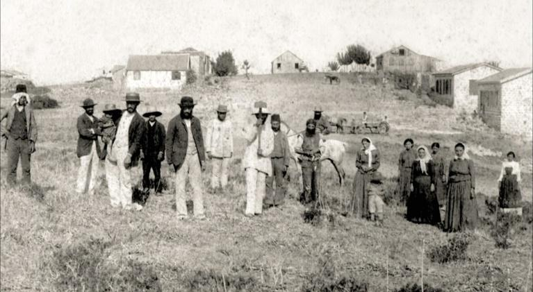 1913: Seeds of Conflict: Ashkenazi Jews Arrive in Palestine