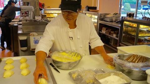 A Few Great Bakeries -- Bonus Scene: Mahoroba Japanese Bakery