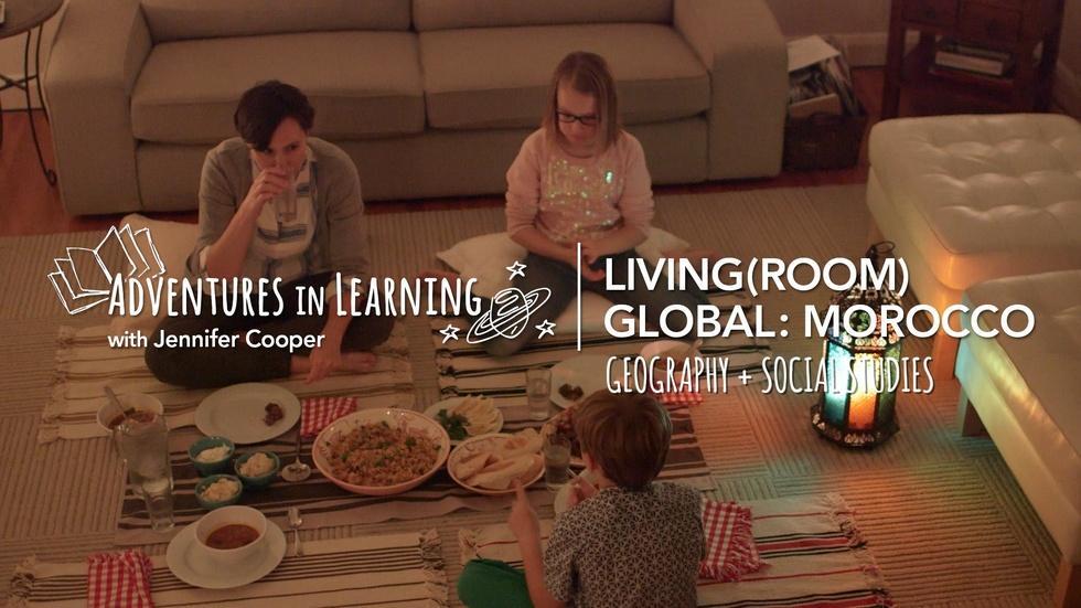 Living Global: Morocco image