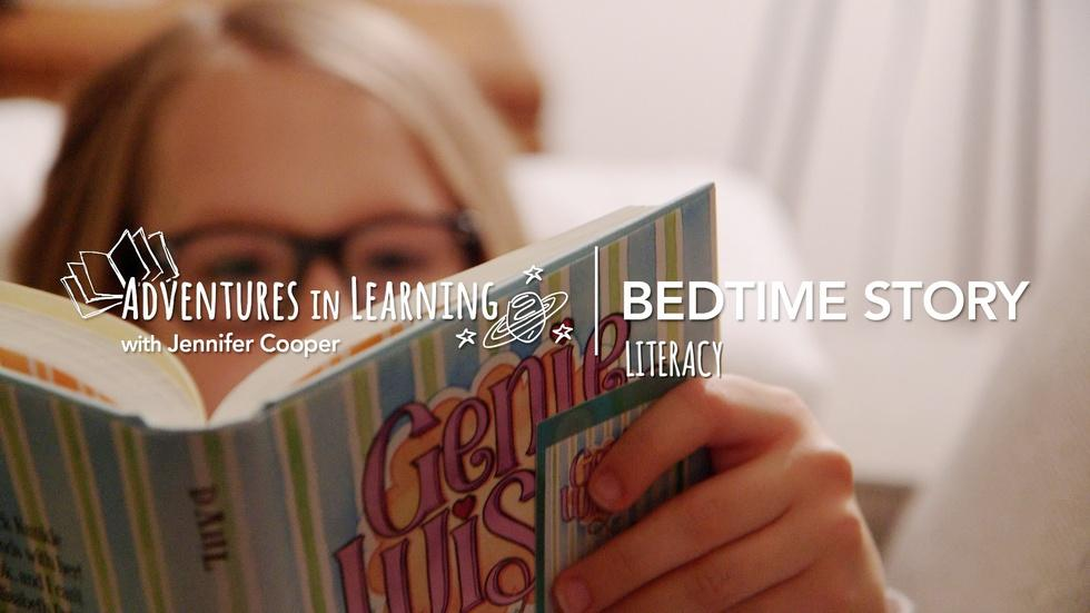 How To Raise Confident Readers with Bedtime Stories image