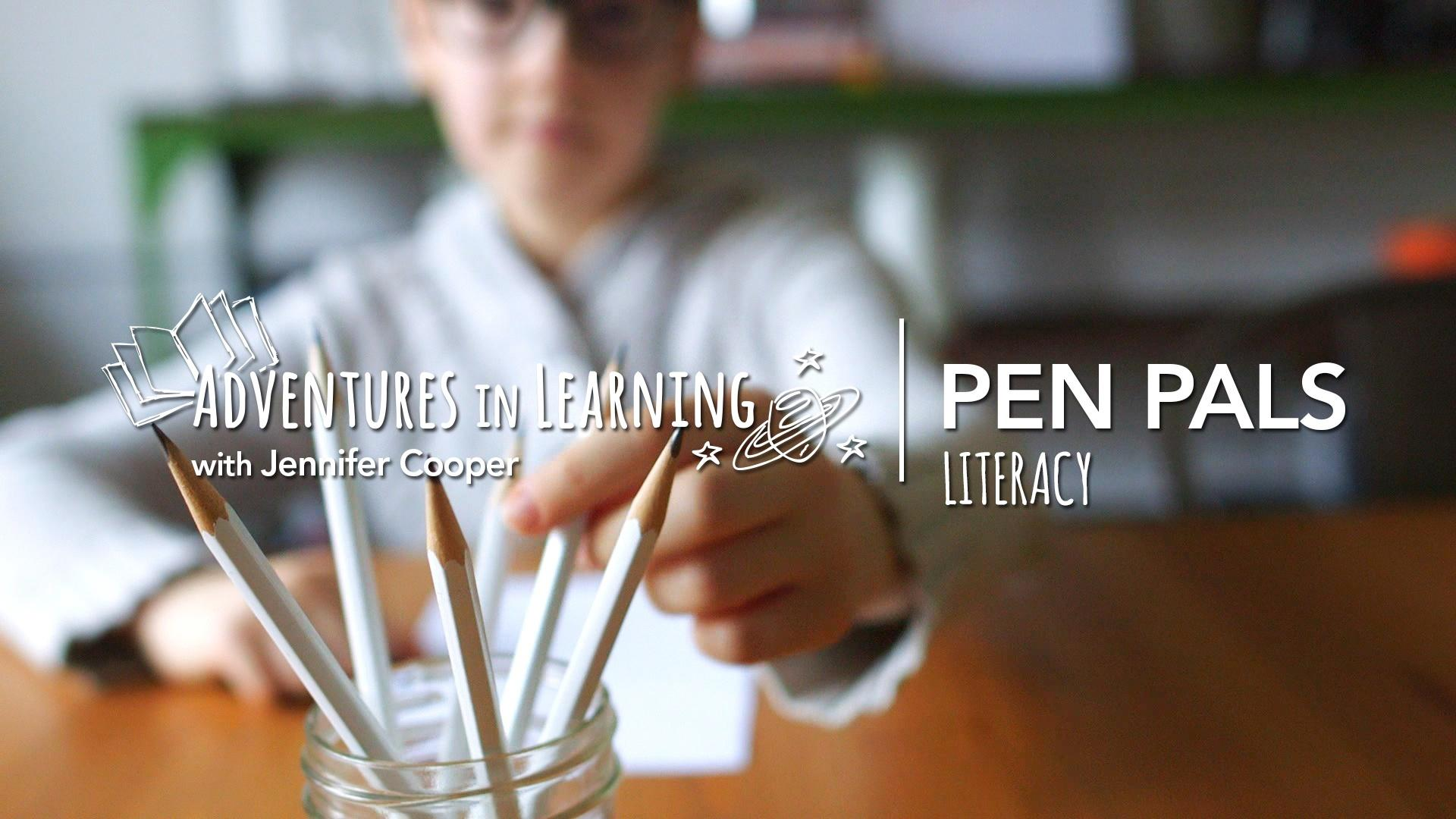 Pen Pals | Season 1 Episode 10 | Adventures in Learning | PBS