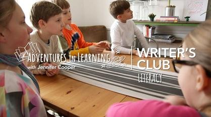 Adventures in Learning -- Writer's Club for Kids