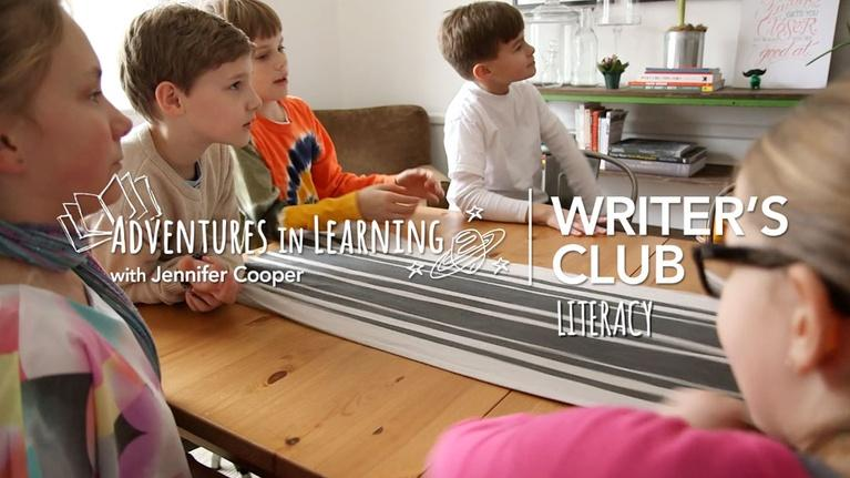 Adventures in Learning: Writer's Club for Kids