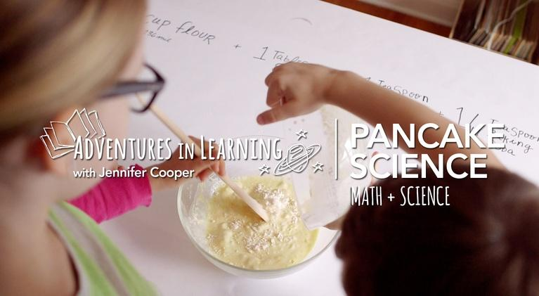 Adventures in Learning: Pancake Science