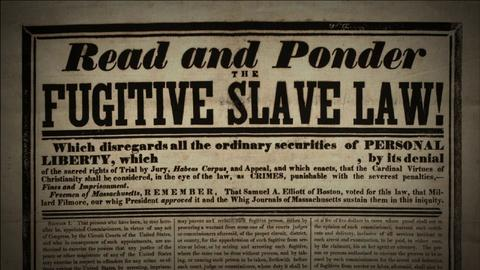 The African Americans: Many Rivers to Cross -- Classroom | Fugitive Slave Act