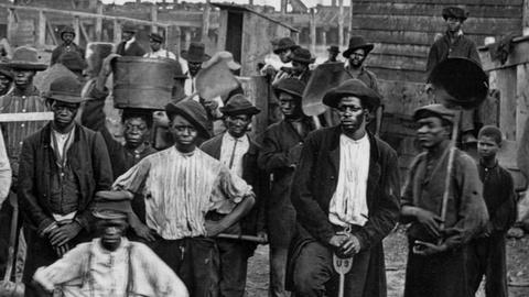 The African Americans: Many Rivers to Cross -- Into the Fire (1861-1896) - Preview