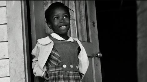 The African Americans: Many Rivers to Cross -- Ruby Bridges Desegregates a School
