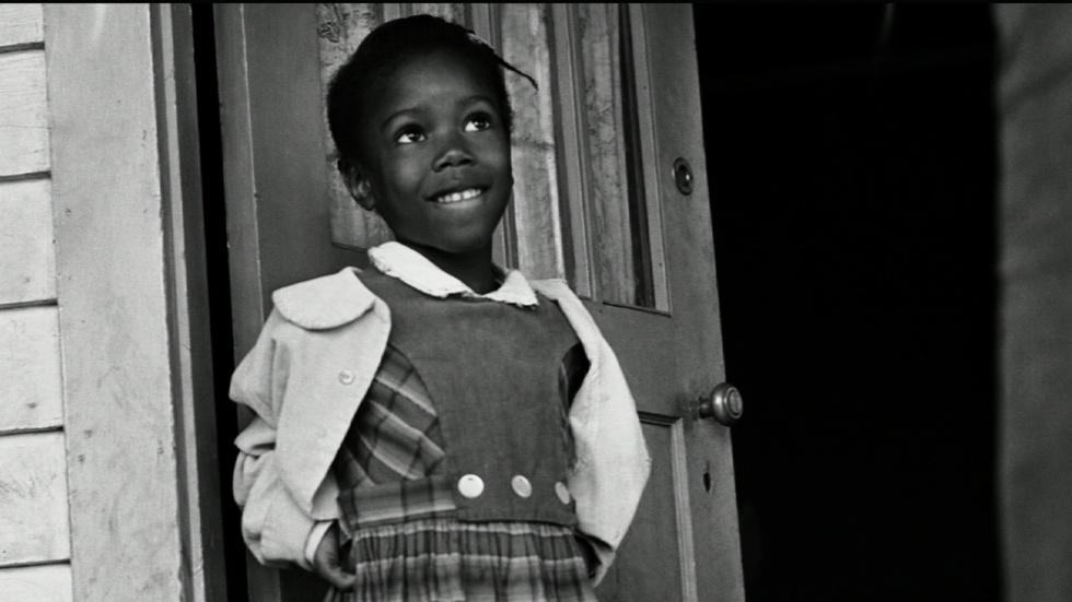 Ruby Bridges Desegregates a School image