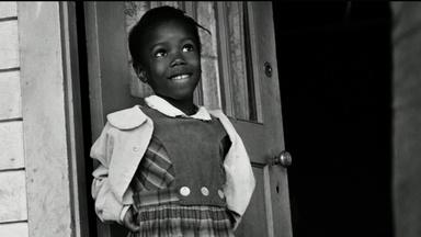 Ruby Bridges Desegregates a School