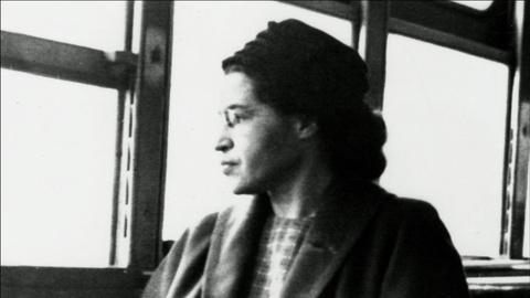 The African Americans: Many Rivers to Cross -- Classroom | Rosa Parks