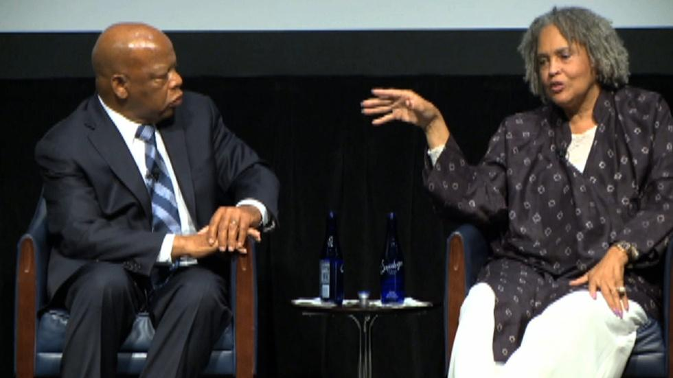 Civil Rights Movement Leaders in Conversation image