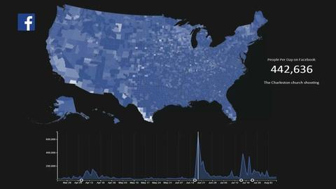 America After Charleston -- Exclusive Facebook Data: Conversations about Guns