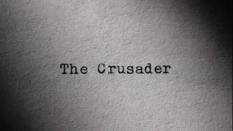 America in Primetime: The Crusader