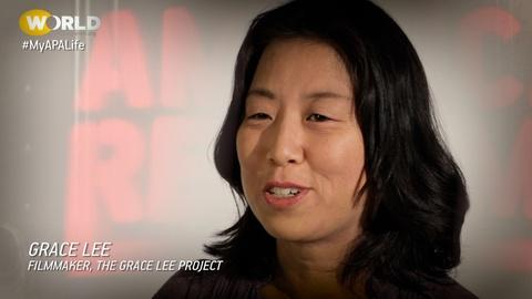 America Reframed -- S4: APAHM on America ReFramed | Grace Lee