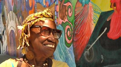 America Reframed -- A New Color - The Art of Being Edythe Boone