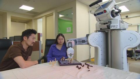 America Revealed -- Robots