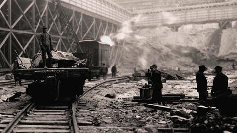 American Experience -- Grand Central: Breaking Ground