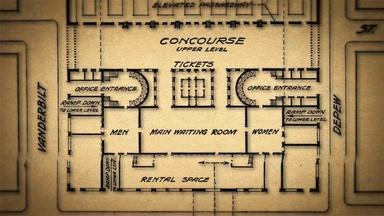 The Design of Grand Central