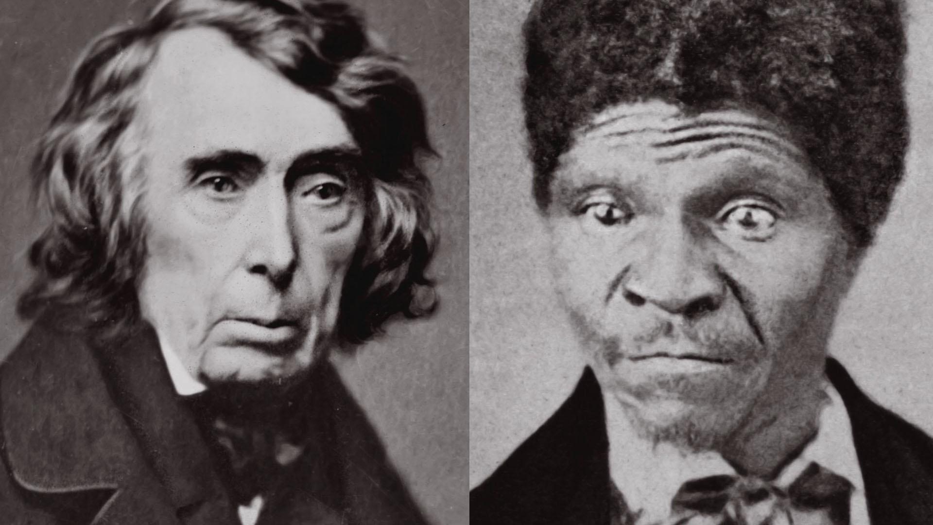 dred scott decision report Dissent in dred scott v sandford(1856)  th at dred scott was a negro slave,  this decision, as against him,.